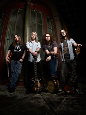 Black Stone Cherry photo