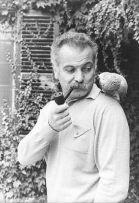 Georges Brassens photo