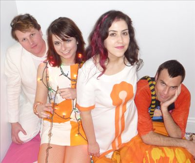 Freezepop photo