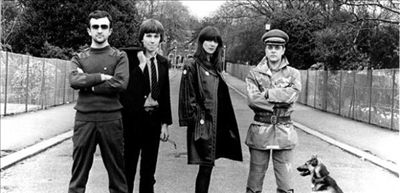 Throbbing Gristle photo
