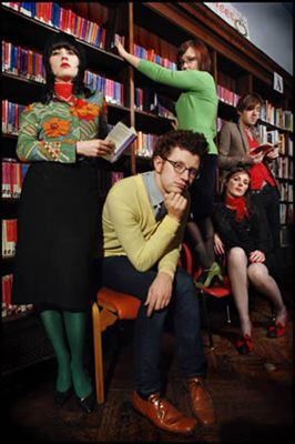 The Long Blondes photo