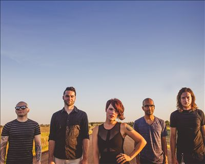Flyleaf photo
