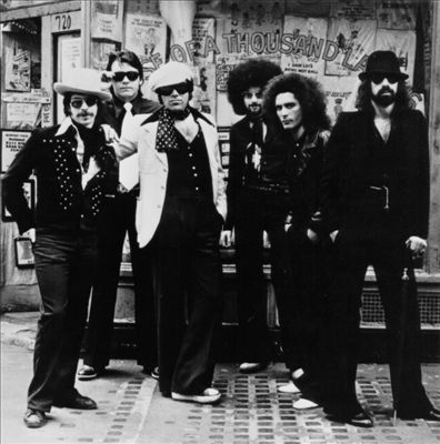 J. Geils Band photo