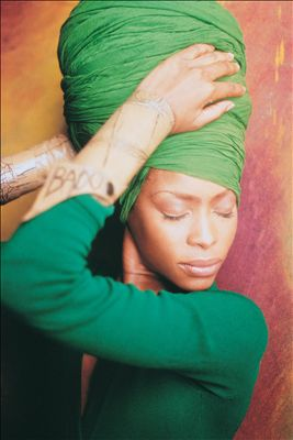What does erykah badu bag lady song mean