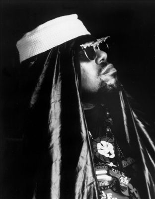 Afrika Bambaataa photo