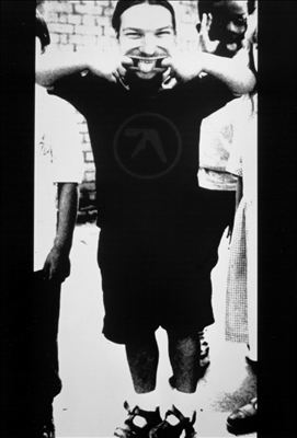 Aphex Twin photo