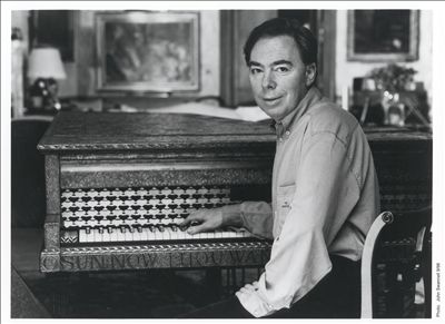 Andrew Lloyd Weber photo