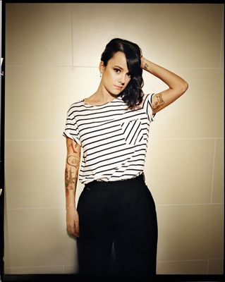 Alizee photo