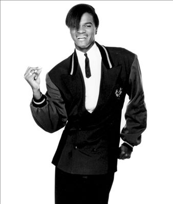 Jermaine Stewart photo