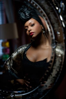 Chrisette Michele photo