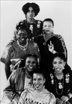 Bernice Johnson Reagon photo