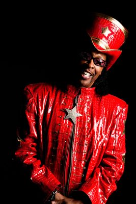 Bootsy Collins photo