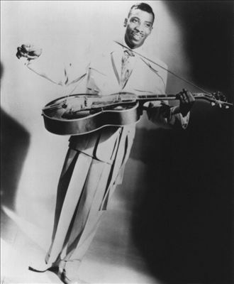 T-Bone Walker photo