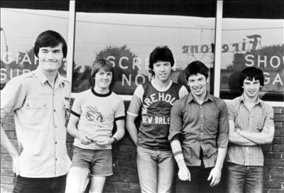 The Undertones photo