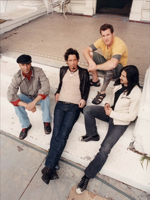 Audioslave photo