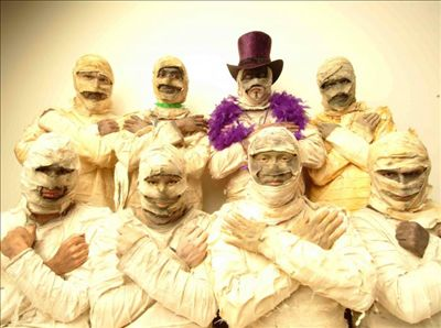 Here Come The Mummies photo