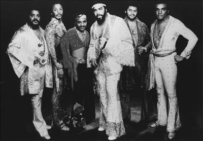 The Isley Brothers photo