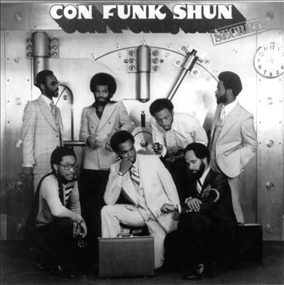 CON FUNK SHUN - FUN LYRICS