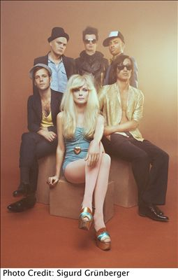 The Asteroids Galaxy Tour photo