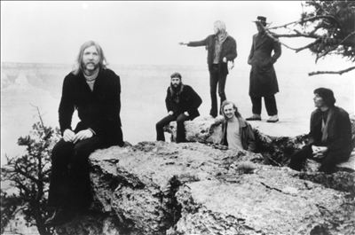 Allman Brothers Band photo
