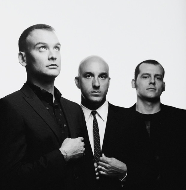 Alkaline Trio photo