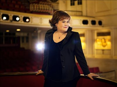 Susan Boyle photo