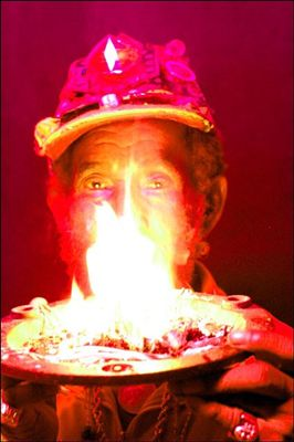 Lee Scratch Perry photo