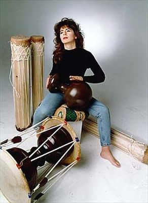 Evelyn Glennie photo