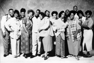 Kirk Franklin & The Family photo