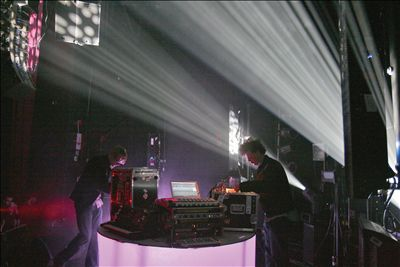 Simian Mobile Disco photo