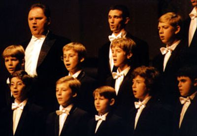 Moscow Boys Choir photo