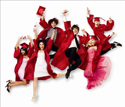 High School Musical 3 Cast photo