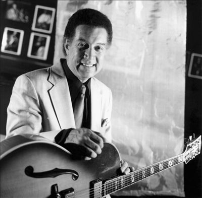 Kenny Burrell photo