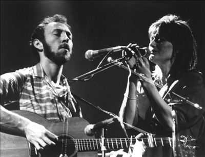 Richard & Linda Thompson photo