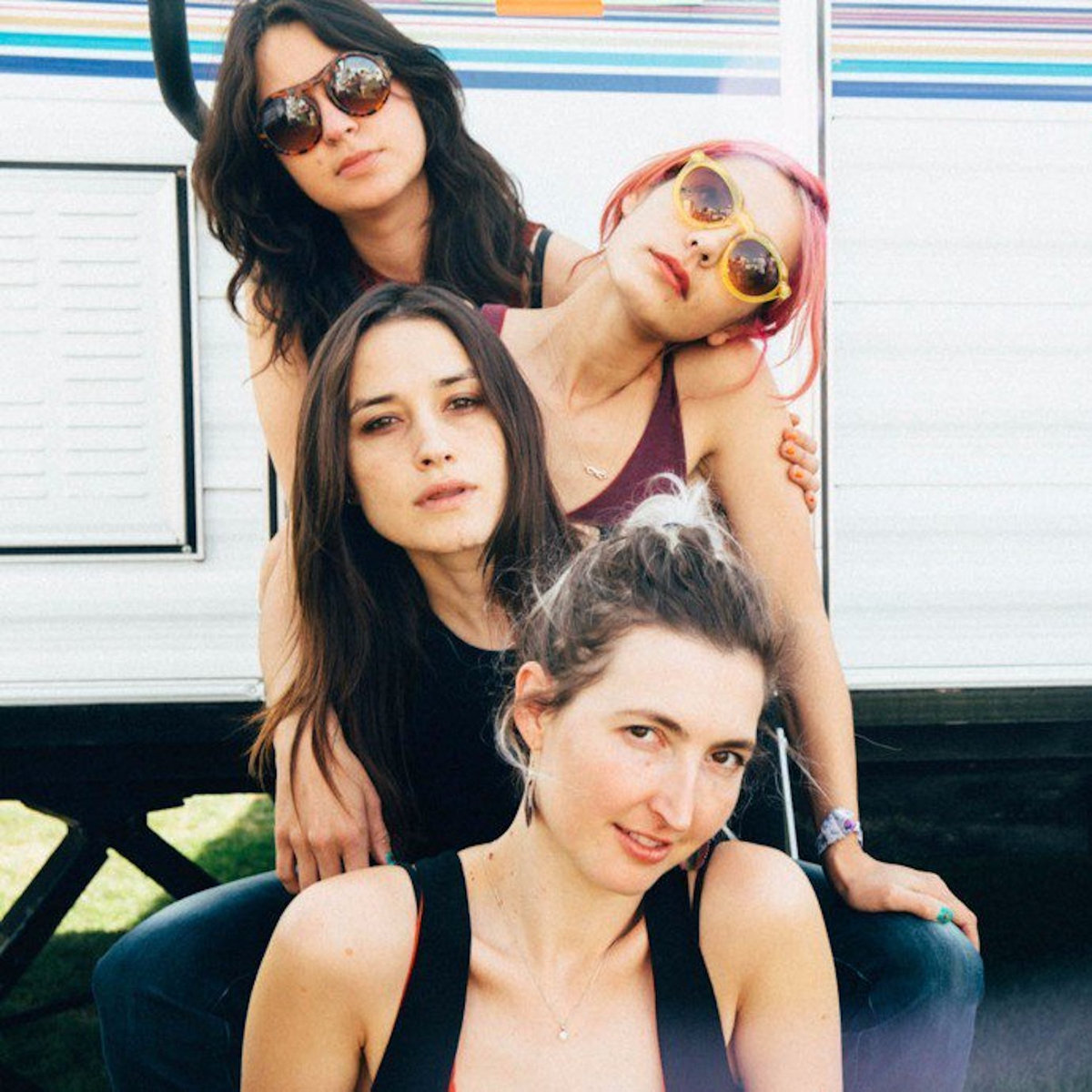 Warpaint photo