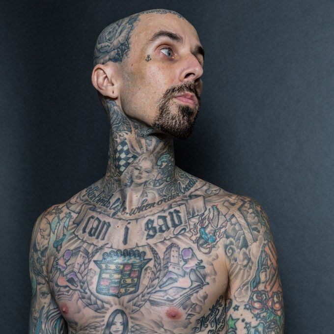 Travis Barker photo