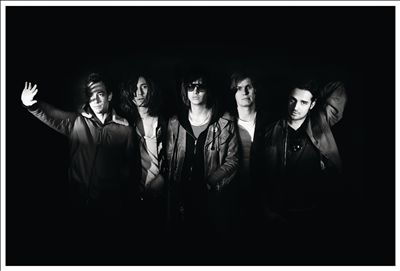 Strokes - Chances lyrics   LyricsMode.com