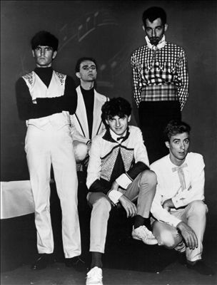 Split Enz photo