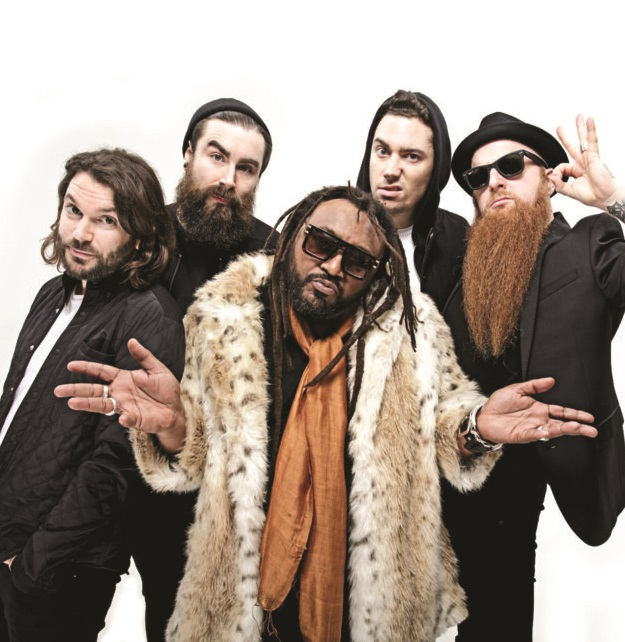 Skindred photo