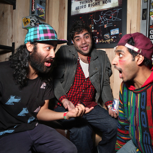 Das Racist photo