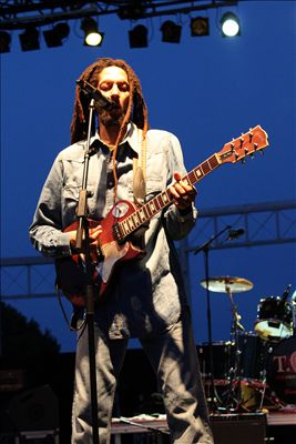 Julian Marley photo