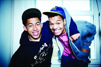 Rizzle Kicks photo