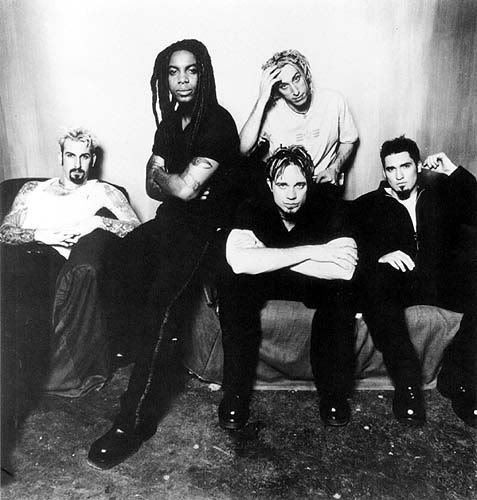 Sevendust photo