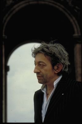 Serge Gainsbourg photo