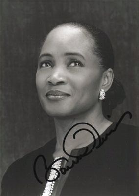 Barbara Hendricks photo