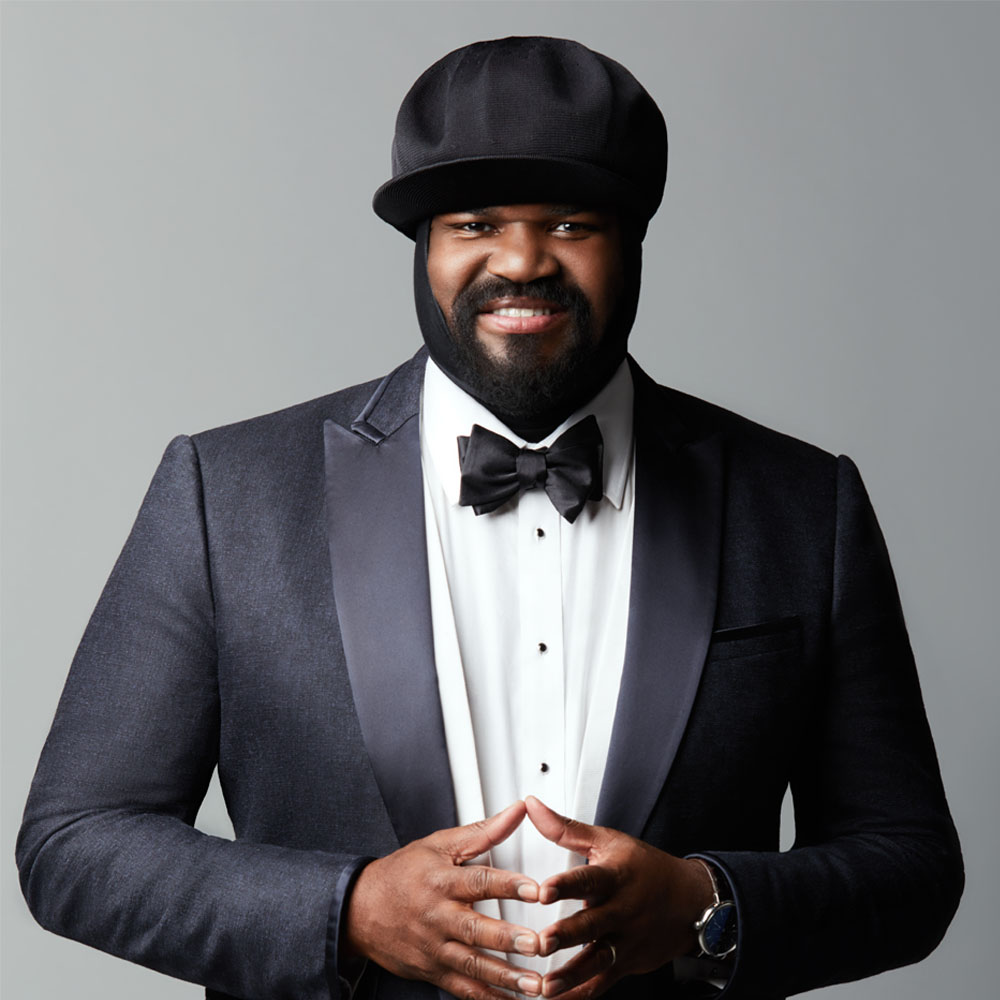 Gregory Porter photo