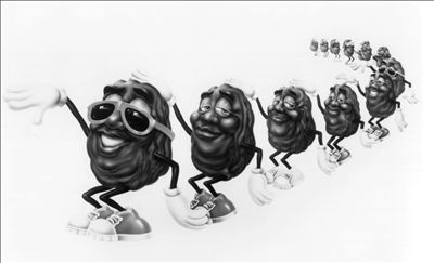 California Raisins photo