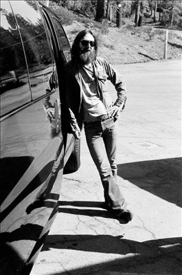 Chris Robinson photo