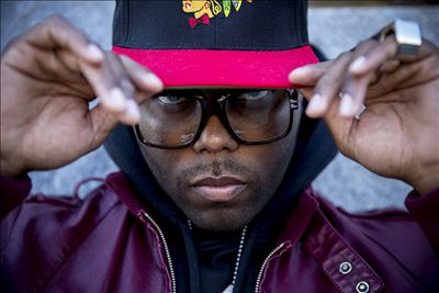 Jarren Benton photo