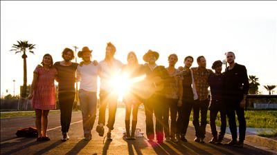 Edward Sharpe & The Magnetic Zeros photo